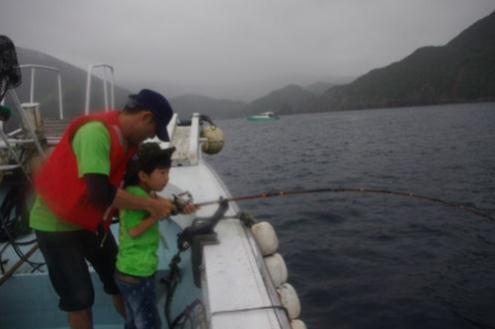 釣り大会(船釣り)