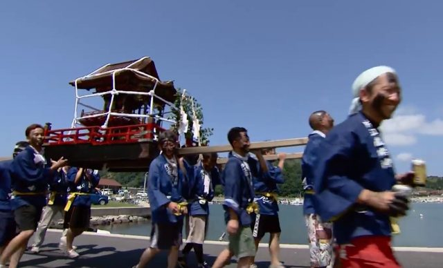 母なる海、伝統的なお祭り動画5選 vol.2