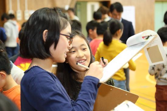 出張授業「<子どもと海のSDGs>SDGsってなんだろう」東京都目黒区立五本木小学校 ~海と日本PROJECT~