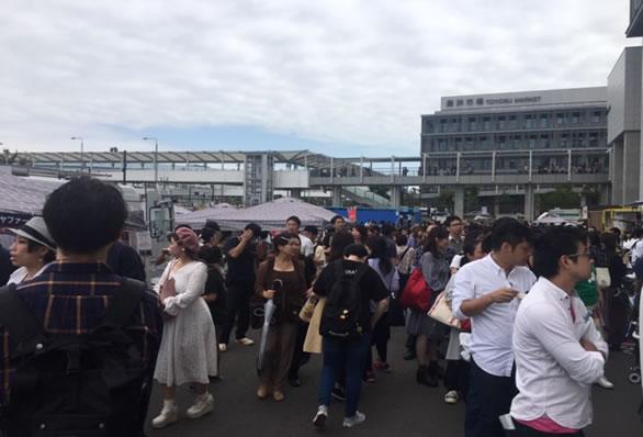 エビフェス!「海老の日®」祭りin豊洲 ~海と日本PROJECT~
