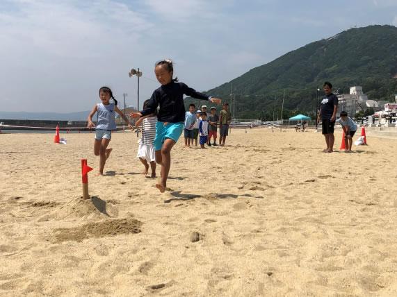 ビーチイベント「砂ASOBeach」開催 ~海と日本PROJECT~