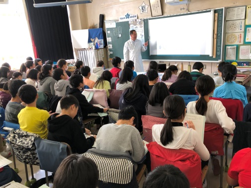 陸養プロジェクト2019 東京(渋谷)2 〜海と日本PROJECT〜