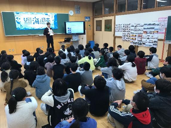 日本遺産の港と海をつなぐ海洋教育ネットワーク事業 in 山形2 〜海と日本PROJECT〜