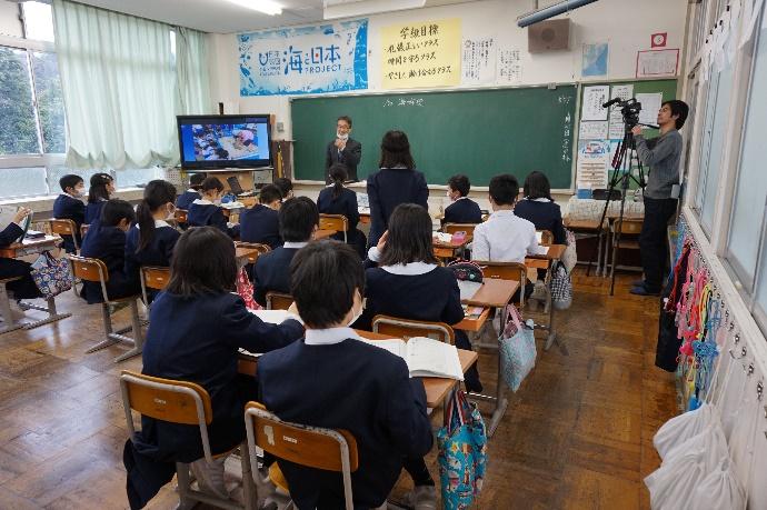 日本遺産の港と海をつなぐ海洋教育ネットワーク事業 in 福井2 〜海と日本PROJECT〜